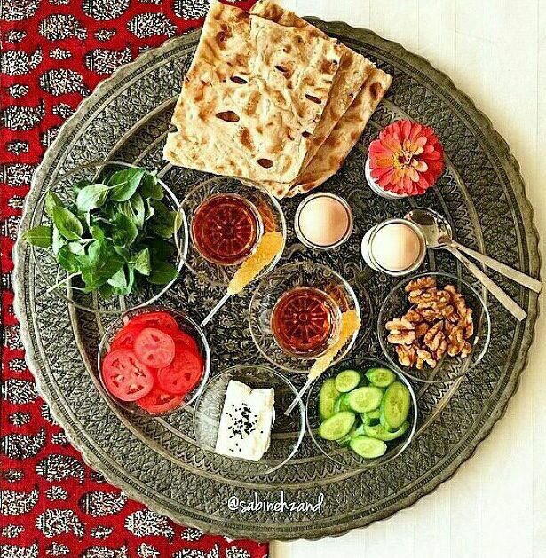 Persian Breakfast