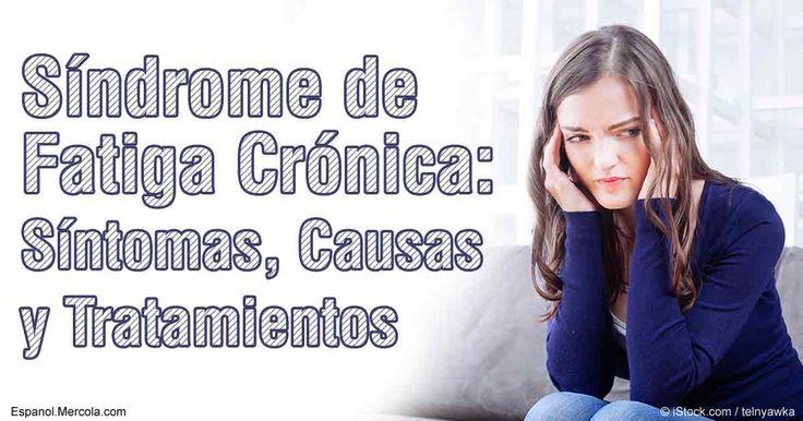 El síndrome de fatiga crónica puede ocasionar fatiga imparable, sin importar lo mucho que descanse. Descubra más sobre el síndrome de fatiga crónica. http://articulos.mercola.com/sitios/articulos/archivo/2016/07/25/sindrome-de-fatiga-cronica.aspx