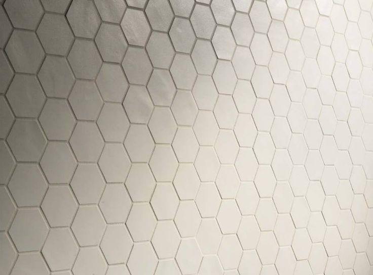 Hexagon Tegels Wit : Tegels met gekleurde voeg ecosia