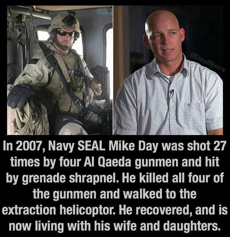 Thank God he survived and took out the enemy as well !!! :)