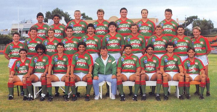 1990 South Sydney Rabbitohs Players