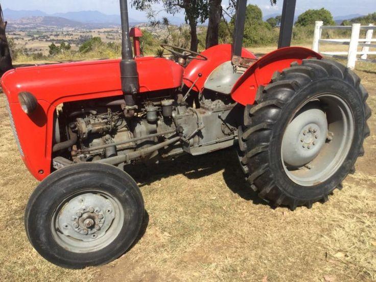 Massey Ferguson Girls : Massey ferguson tractor heavy farming agriculture
