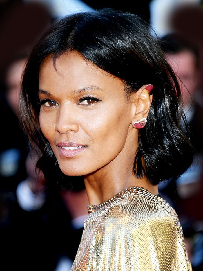 Model Liya Kebede Recommends This All-Natural Product for Damaged Hair via @ByrdieBeauty