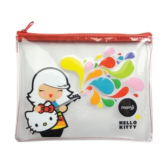 handy zip-up pouch: Zip Up Pouch, Essentials Zipped, Momiji Handy, Pouch Accessories, Handy Zip Up, Hello Kitty, Bags