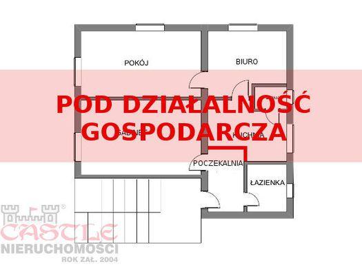 Oferta mieszkania na Grunwaldzie 2 pokojowego pod inwestycję np. Kancelarię prawną. Do remontu   Biuro nieruchomości CASTLE