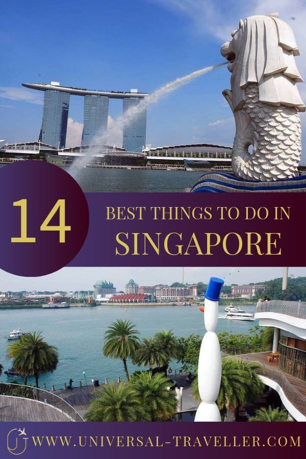 14 Things To Do For Free In Singapore Travel Inspiration Destinations Singapore Tourist Attractions Travel Inspiration Wanderlust