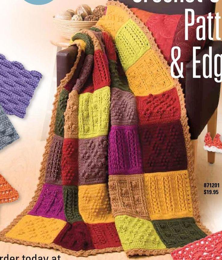 ISSUU - Crochet nummer 2012 by tsiisfamke