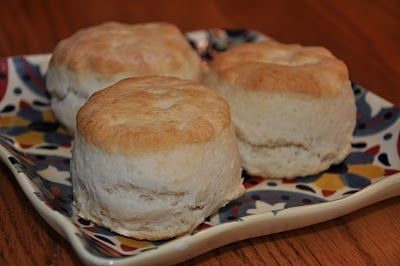 Bake-From-Frozen Biscuits.  Freeze a bag full and take them out as you need them.