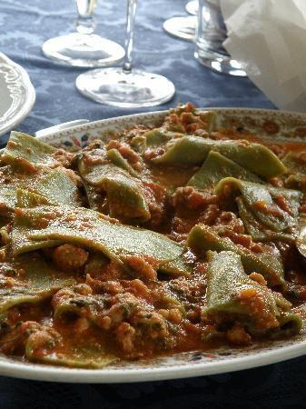 """Lasagne """"stordellate"""" alla massese..!"""
