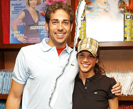 zachary levi and missy peregrym relationship quotes