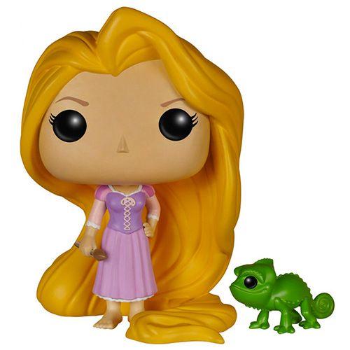 Figurine Raiponce et Pascal (Raiponce) - Figurine Funko Pop http://figurinepop.com/raiponce-rapunzel-pascal-tangled-funko