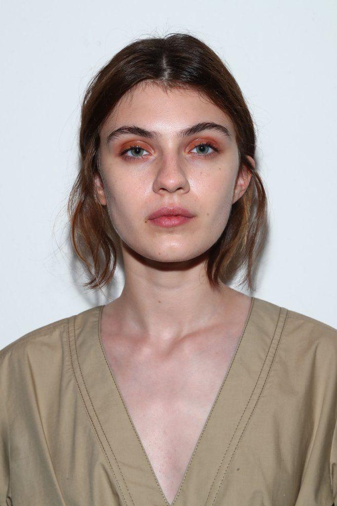 Mejores 60 imágenes de Make up, nails - f shows spring 2018 en ...