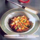 Pompoen met savooiekool uit de wok - recept - okoko recepten