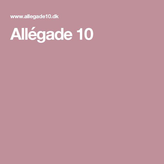 Allégade 10