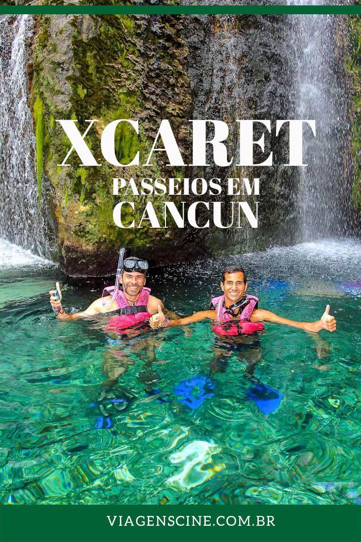 O que fazer em Xcaret - Passeios em Cancun: saiba tudo sobre o parque, os preços, as principais atrações, os rios subterrâneos e como planejar seu tempo no parque