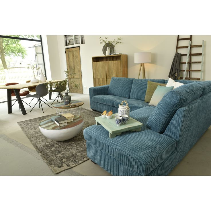 Cool Cord 2,5 Chaise Longue