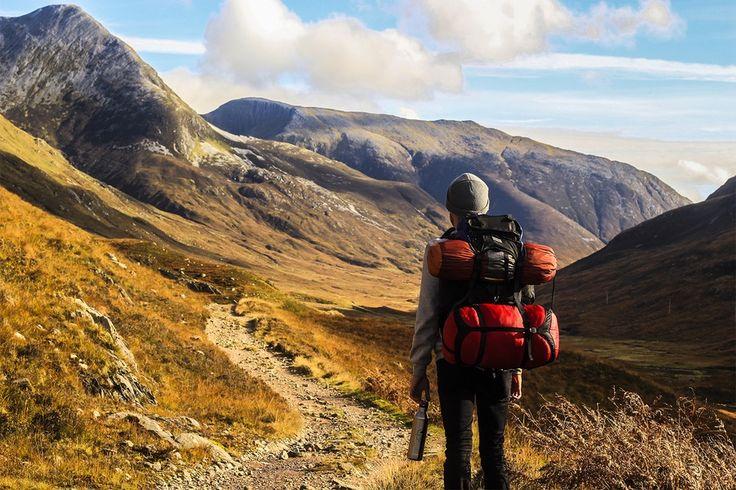 Backpacking Scotland's West Highland Way, United Kingdom