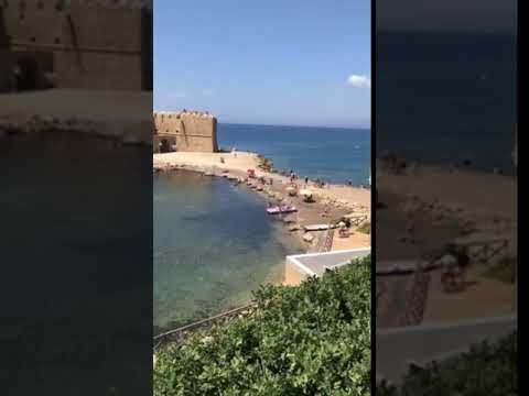 NEWS & SPORT 360° VIDEO LE CASTELLA ISOLA DI CAPORIZZUTO