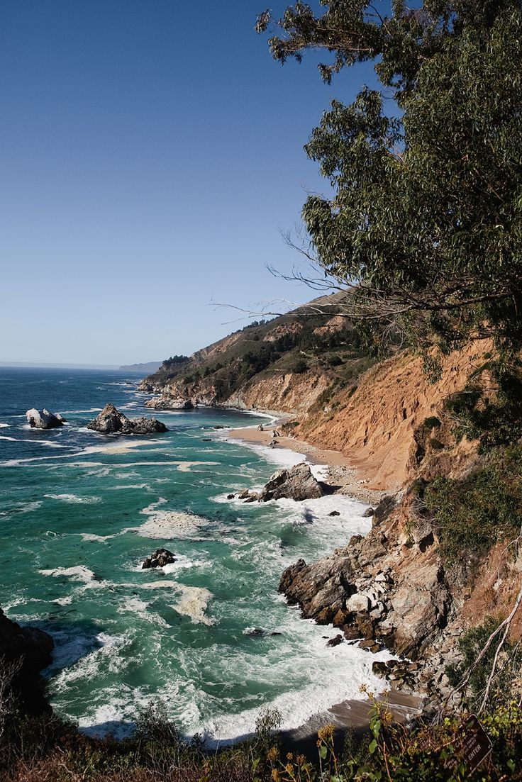 One of the many beautiful places I have been...Big Sur / Jennifer Chong