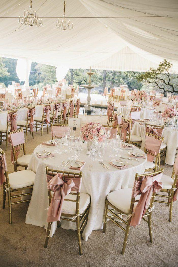 comment décorer les chaises de mariage avec une housse de chaise originale
