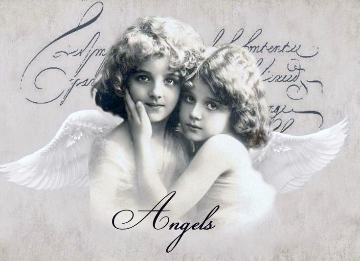 Grete Hanni angels Digital collage p1022 Free for personal use <3