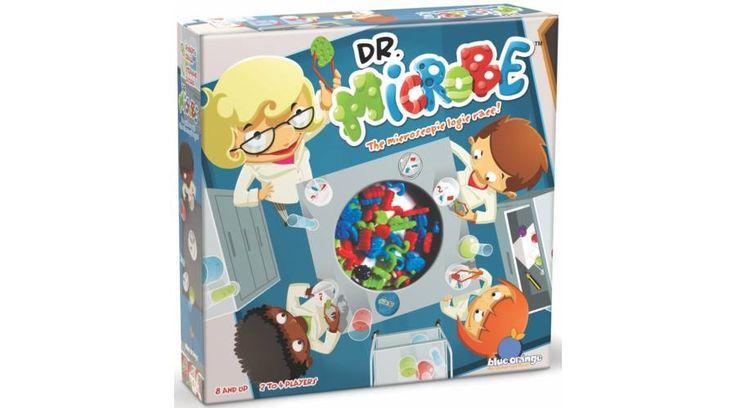 Dr. Microbe - ügyességi társasjáték 8 éves kortól!