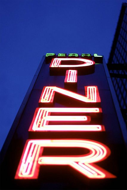 Project Neon, Documenting The Neon Signs of New York City