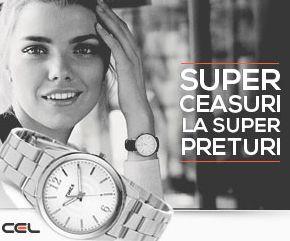 Ceasuri Ceasuri, Ceasuri barbatesti, Ceasuri de dama, Ceasuri Unisex & Copii, CEL.ro CEL.RO