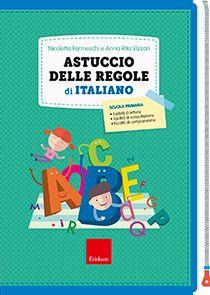 Astuccio delle regole di italiano