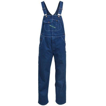 Key Clothing Men's Denim Cotton 272 42 Bib Work Overalls