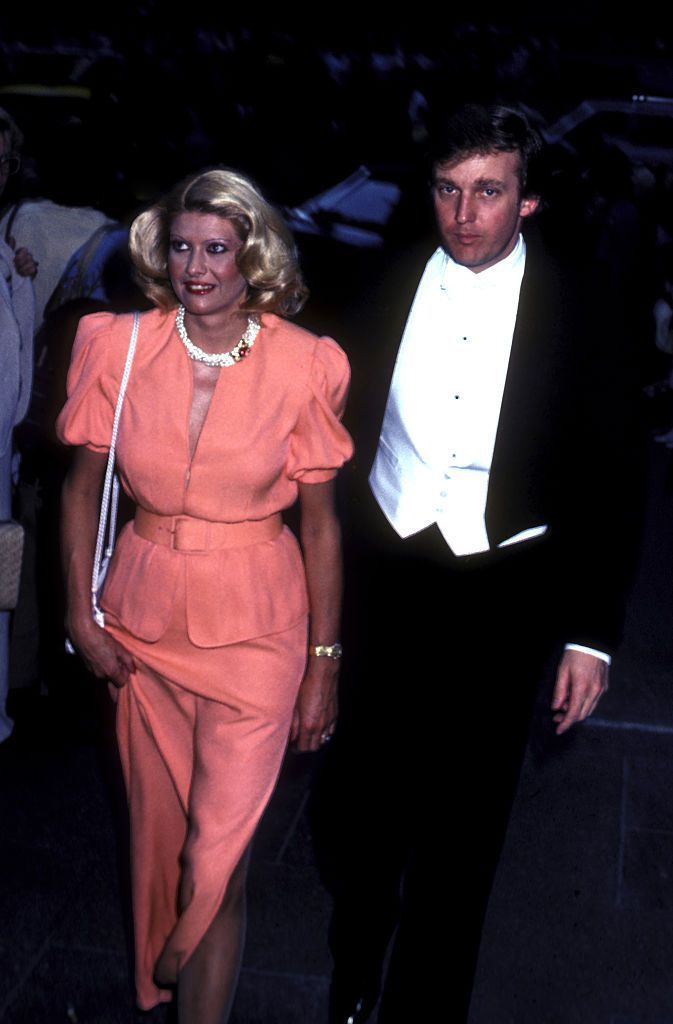 Ivana And Donald Trump Wedding 1977.The Celebrity Wedding Everyone Was Talking About The Year You Were