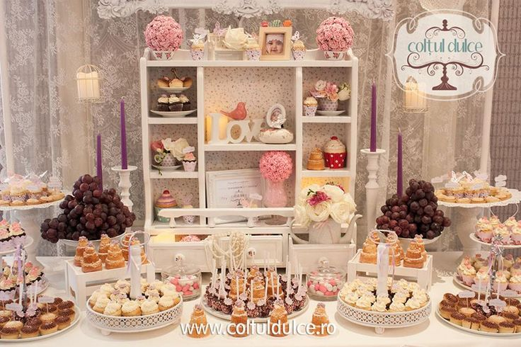 165 Best Images About Coltul Dulce Candy Bar Timisoara Dessert Table On Pinterest