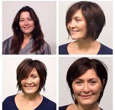 Mit einer mittellangen Frisur kann man unendlich variieren: 12 trendige mittellange Frisuren 2015 - Neue Frisur