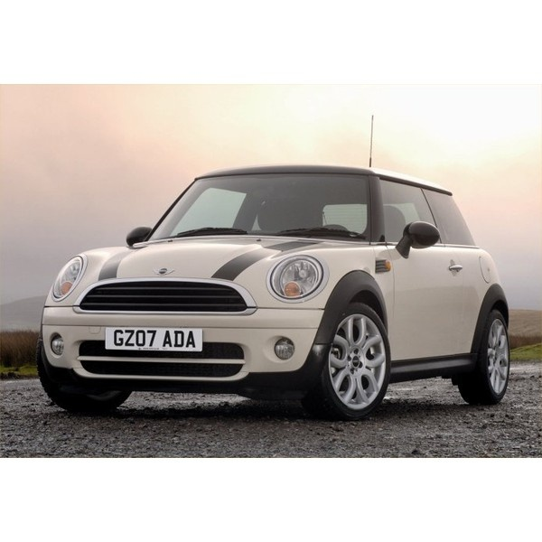 Boston MINI Cooper Dealer Presented With 2009 National Motoring Cup... ❤ liked on Polyvore