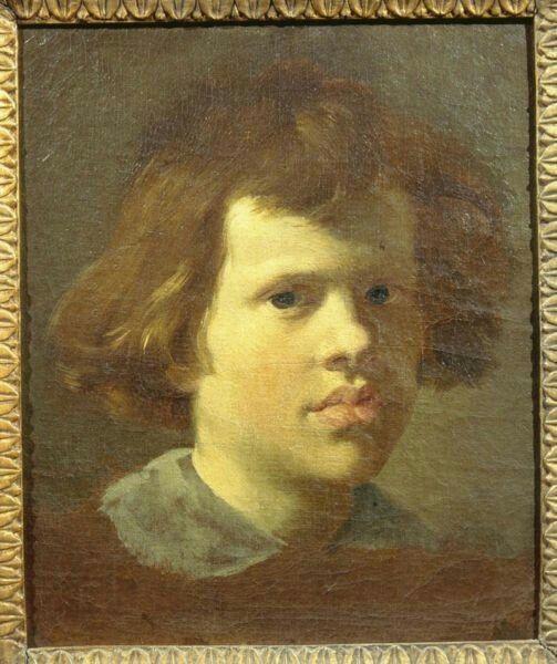 Ritratto di fanciullo. 1623-1624. Galleria Borghese