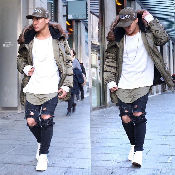 Mens Hip Hop Fashion Pinterest