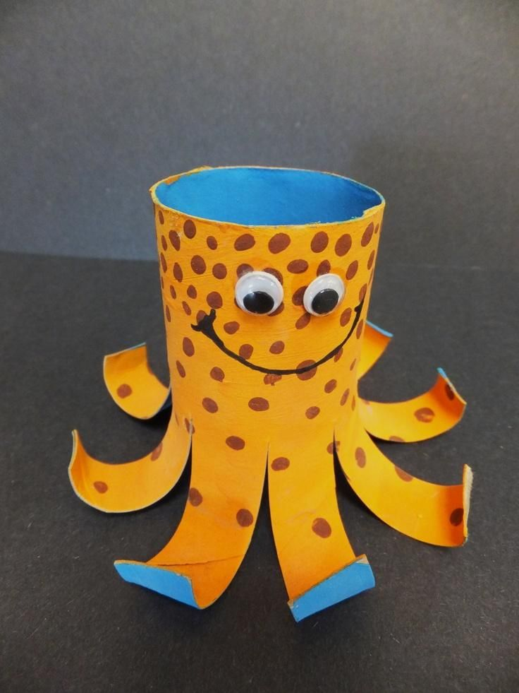 Create a new critter with this easy craft!