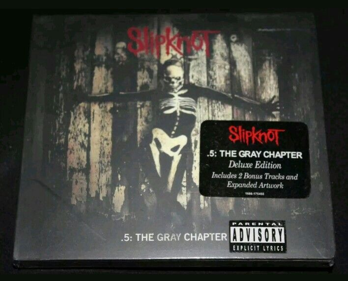 Slipknot 5 The Gray Chapter Deluxe Edition With Images