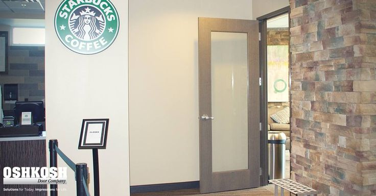 A nice look at an Oshkosh Door Company interior door installed in Georgia. #Glass & 13 best Oshkosh Door Company images on Pinterest | Wood doors Wood ...