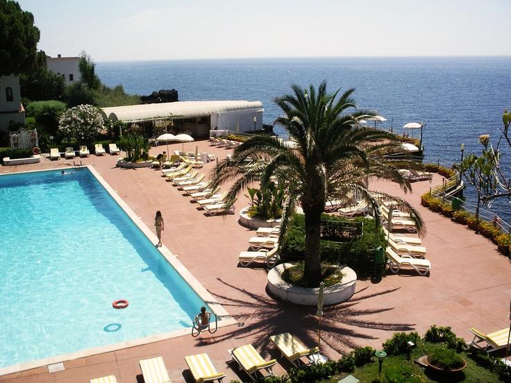 Hotel In Catania Grand Hotel Baia Verde The Swimming Pool 25