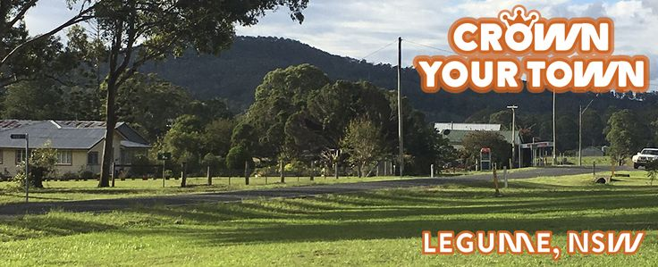 Crown Your Town: Legume, NSW