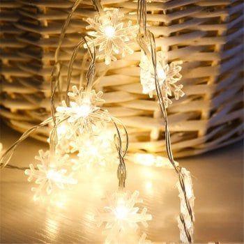 25 Unique Snowflake Lights Ideas On Pinterest Wood