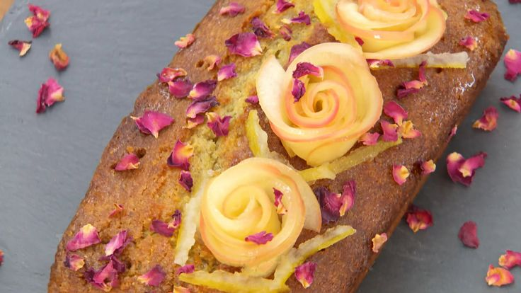 Get Tamal's recipe for a Pistachio and Rose Madeira Cake from Season 3 of the Great British Baking Show on PBS Food.