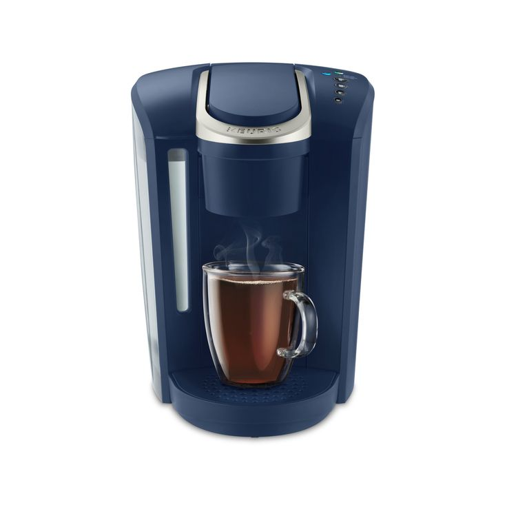 Keurig K-Select Single Serve Coffee Maker - Matte Navy