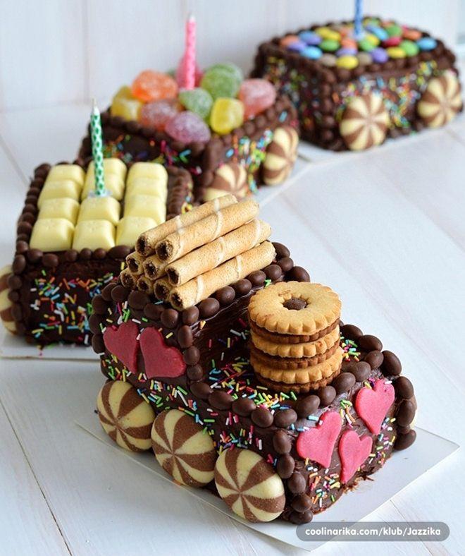 CAKESPIRATION: 28 tasty train cakes coming through