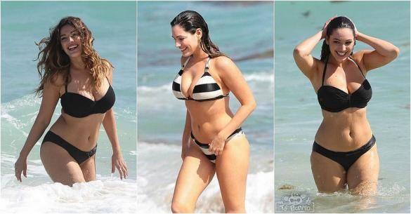 Σύμφωνα με μια μελέτη... αυτή η γυναίκα έχει το πιο τέλειο σώμα στον κόσμο (εικόνες)