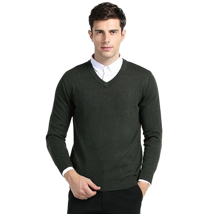 Pullover Men V neck Sweater Men's Brand Slim Fit Pullovers Casual Sweater Knitwear Pull Homme High Quality 2016 New Fashion