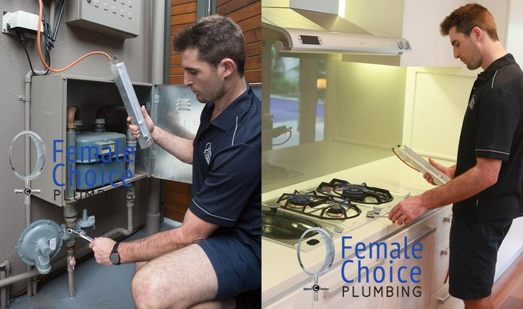 Female Choice Plumbing makes sure that all of our plumbers are highly trained in all areas of plumbing and gas fitting. All of our plumbers are all qualified plumbing and gas fitters. They can attend to all your gas fitting requirements as in BBQ's, stoves, heaters and all other appliances requiring gas connections. Female Choice Plumbers are available for any emergency gas leaks or concerns you may encounter. We can help with any plumbing be it water or gas pipes.