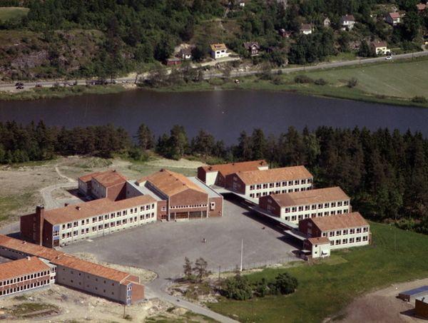 manglerud ungdomsskole 1962