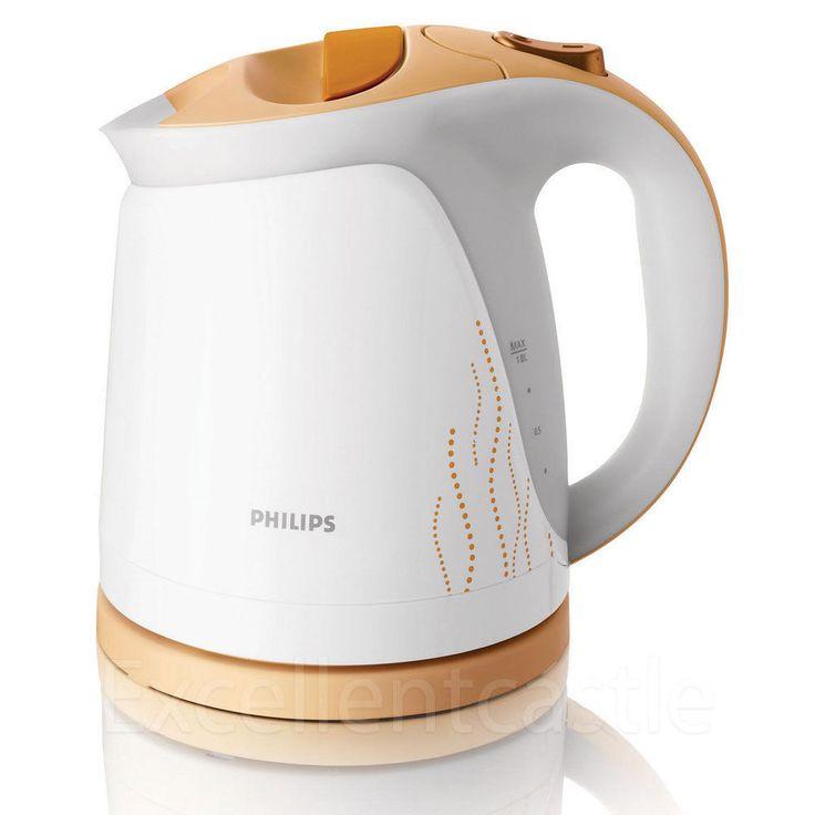 Philips Cordless Electric Tea Kettle HD4680/55 1.0L 2400W 220~240V Teapot #Philips